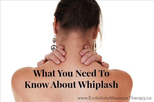 What You Need To Know About Whiplash
