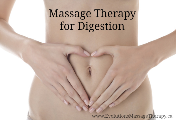 Massage Therapy for Digestion